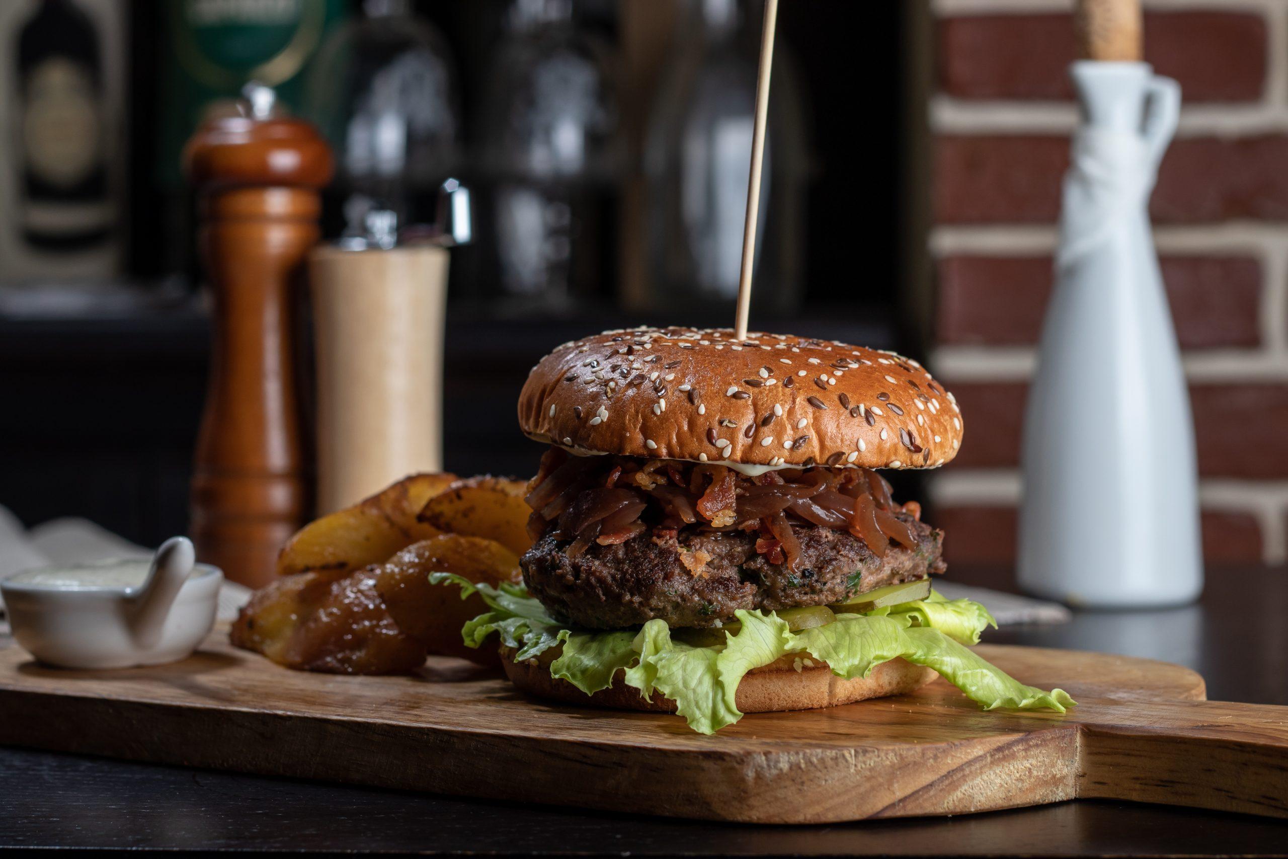 03. Hamburger
